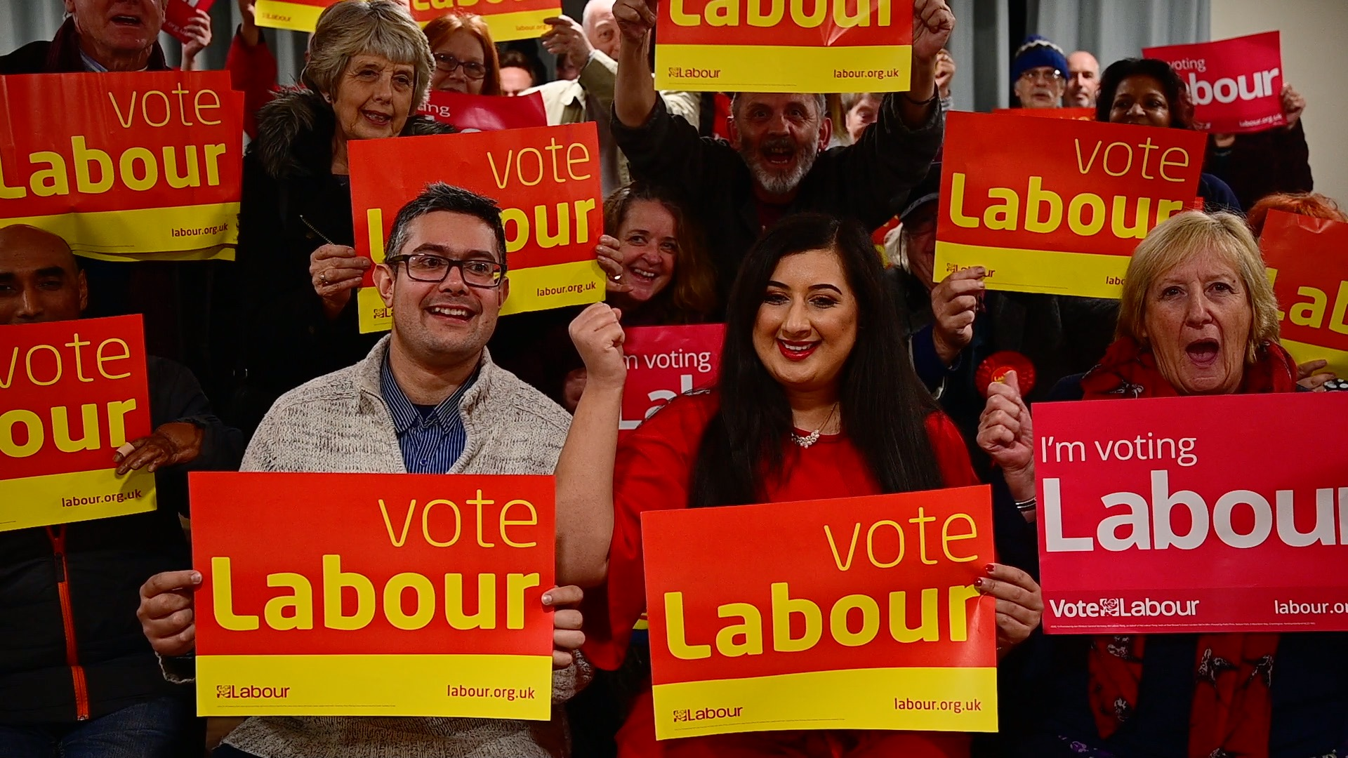 Hememl Labour Party Campaign Video for the 2019 General Election | Eric Johnson Photography & Videography