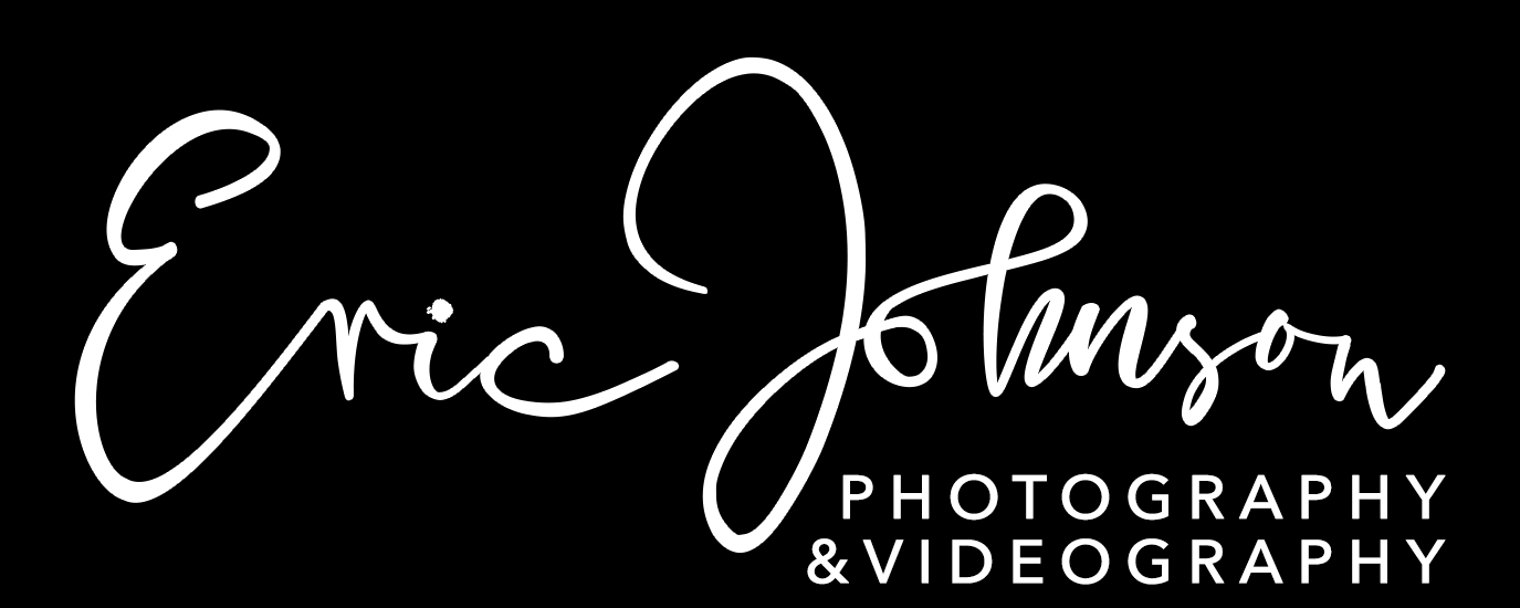 Eric Johnson Photography and Videography new logo