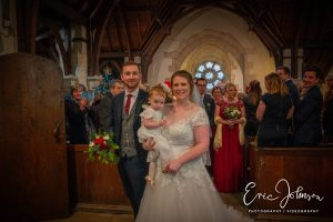 Eric Johnson Photography and Videography wedding photo